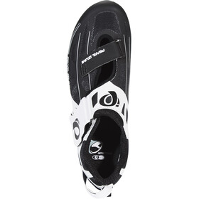PEARL iZUMi Tri Fly Elite V6 Shoes Herr white/black